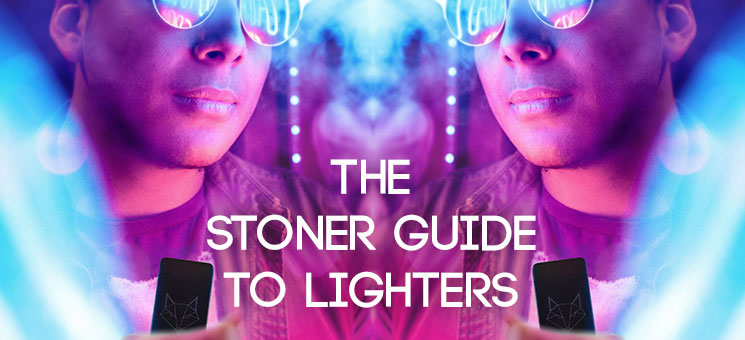 The Stoner Guide To Buy Tesla Lighters